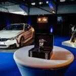 Купе BMW M4 получило спецверсию в комплекте с мотоциклом и часами