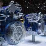 Доля двигателей EcoBoost в украинских продажах Ford выросла за год на 17%