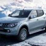Обновленный Mitsubishi L200 поступит в продажу в РФ