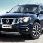 Обновленный Nissan Terrano представлен официально