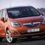 Opel Meriva попал под отзыв в России