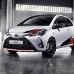 В Женеве представлен хот-хэтч Toyota Yaris GRMN