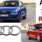 Как будут выглядеть Audi SQ2 и RS Q2, правдоподобные рендеринг фотографии