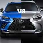 Новый Lexus NX против старого | Найди 10 отличий