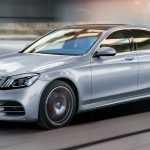 Мировая премьера рестайлингового 2018 Mercedes S-Class: Вся информация известная на сегодня