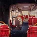 Почему обивка кресел в общественном транспорте выглядит ужасно