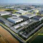 Lamborghini расширяет свои производственные площади