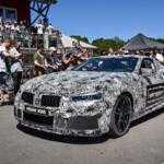BMW впервые показала прототип нового M8
