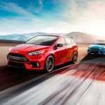 Лимитированную серию Ford Focus RS продадут в Канаде и США