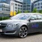 Opel разрабатывает собственную систему беспилотного вождения