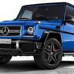 Mercedes-AMG G63 50th Anniversary Edition доступен в Японии
