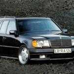 Подборка легендарных моделей Mercedes AMG в кузове универсал