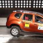 Renault Duster провалил краш-тест