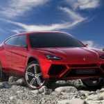 В этом году с конвейера сойдут первые Lamborghini Urus