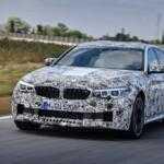 BMW раскрыла подробности о новой системе полного привода для модели 2018 M5
