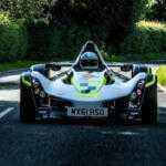В Великобритании появился первый полицейский спорткар BAC Mono