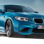 Обновленный BMW M2 появился на официальном сайте
