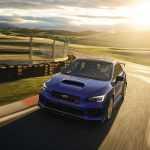 Subaru представила обновленный спорткар WRX STI Type RA