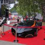 Концепт суперкара Himera впервые показался на публике в Киеве