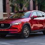Стало известно сколько будет стоить Mazda CX-5 второго поколения в России