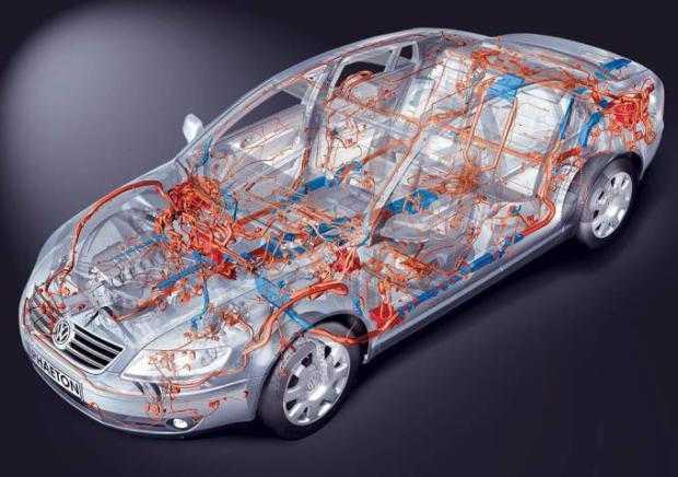 Автоэлектрика - одна из важнейших систем автомобиля