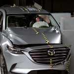 Mazda CX-9 2017 оказался «отличником» в краш-тестах IIHS