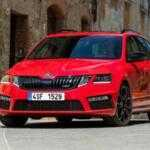 Skoda добавила мощности своему топовому универсалу RS
