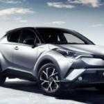 Toyota C-HR пользуется большой популярностью в Европе