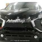 Новый кроссвэн Mitsubishi: появились первые фото