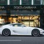 Автомобили в Лондоне заставляют вас осознать насколько вы бедны