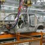В Украине значительно увеличилось автопроизводство