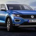 Volkswagen представил новый кроссовер T-Roc