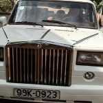 Поддельный Rolls-Royce Phantom на базе Лады, это просто уморительно смешно!