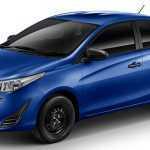 Toyota представила недорогой седан Yaris Ativ