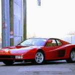 Ferrari утратила право использования культового имени Testarossa