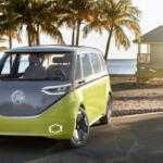 Volkswagen расскажет о судьбе минивэна I.D. Buzz