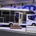 Немецкая Dethleffs представила полностью электрический дом на колесах