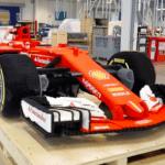 Посмотрите, как строился болид Формулы 1 от Ferrari из Lego: Видео