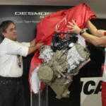 Ducati рассекретила мотор V4 для будущих спортивных мотоциклов