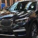 BMW X3 G01: Первые реальные фотографии перед премьерой во Франкфурте