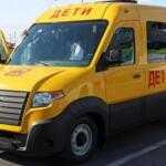 УАЗ готовит замену «Буханке»? В Ульяновске замечен новый микроавтобус