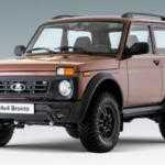 В России стартовали продажи Lada 4×4 Bronto
