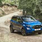 Обновленный Ford EcoSport для европейского рынка встал на конвейер