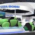 Toyota привезёт в Токио резиновый концепт-кар