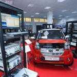 Инженер из Армении разработал беспилотный электромобиль