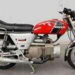 Один из немногих мотоциклов с роторным двигателем: История