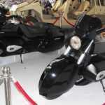 Фотографии и первые технические данные очень необычного мотоцикла «Кортеж»