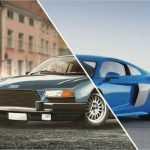 Современные автомобили в классическом стиле