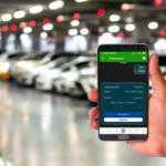 Абоненты Vodafone и Киевстар смогут оплачивать парковку с помощью услуги TelePark