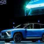 Nio официально представила электрокроссовер ES8